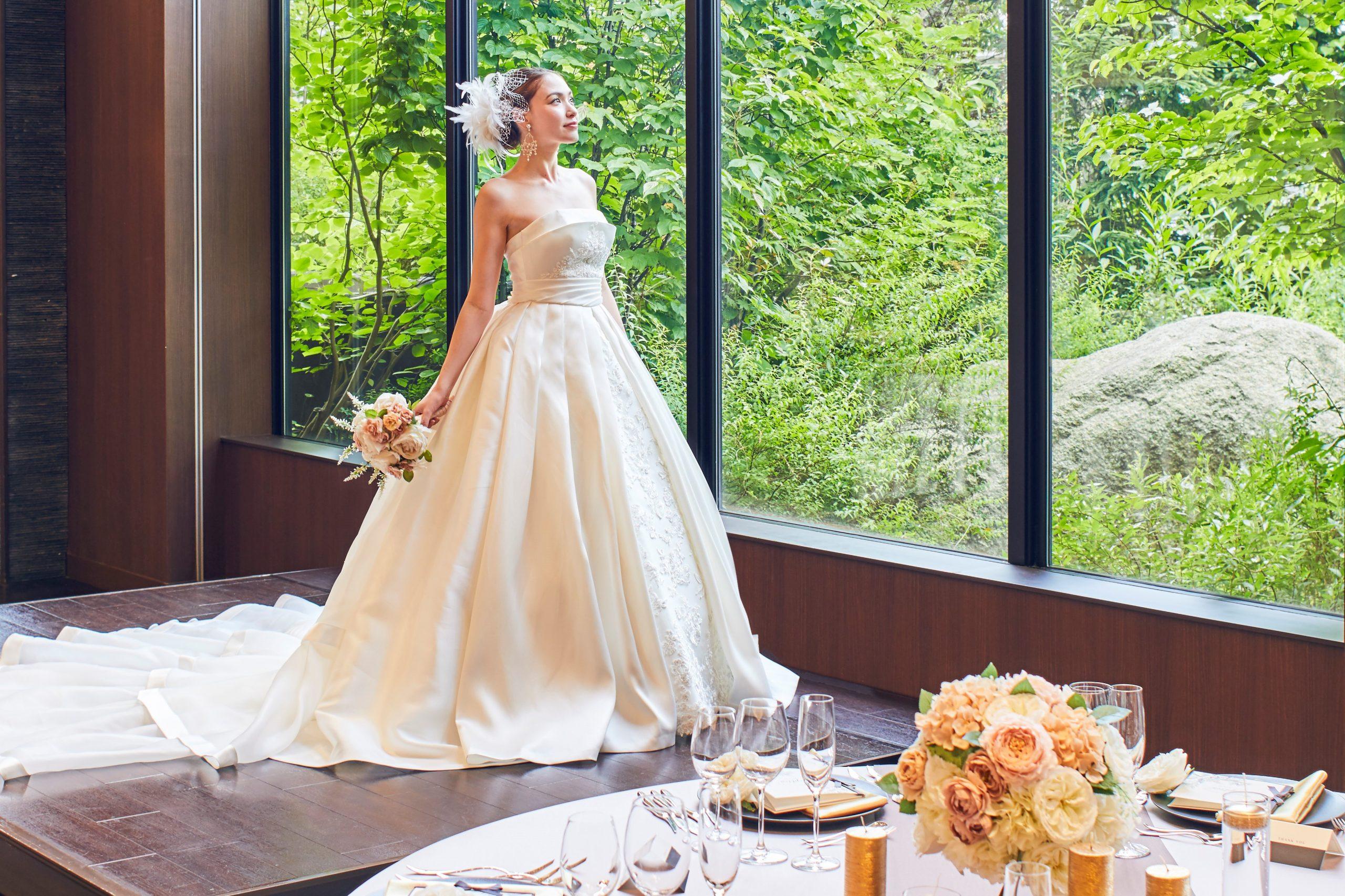 ■70名×2021年9月~11月■<br>秋の結婚式に注目!<br>爽快なウェディングシーンを叶えよう*★